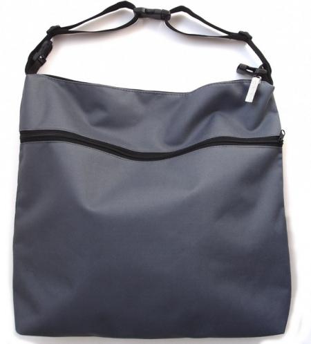 taška na kočárek Dark Grey