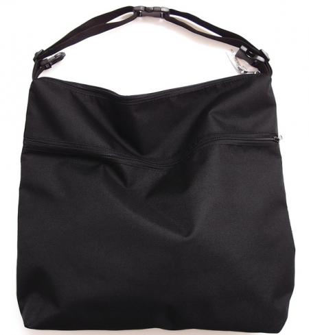 taška ke kočárku Black