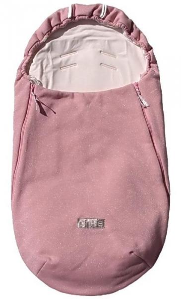 jarní/podzimní fusak Shine Soft Pink