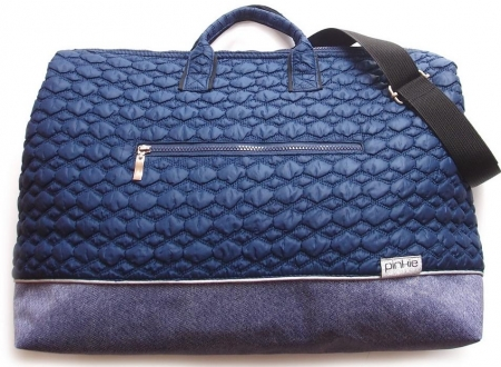 cestovní taška Big Comb Blue