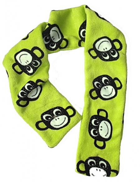 šála Monkey Green