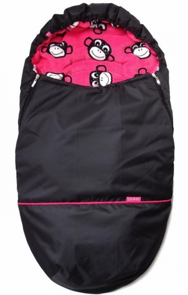 fusak Monkey Pink