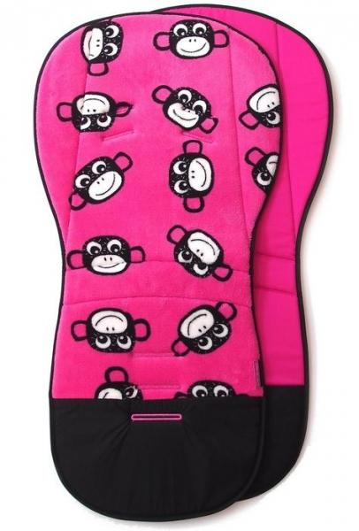 prodloužená podložka Monkey Pink