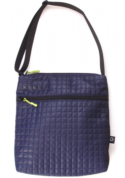 taška pro děti Little Square Dark Blue