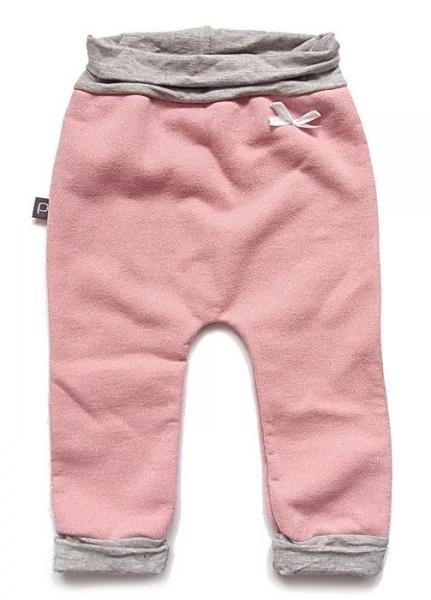 tepláčky Shine Soft Pink