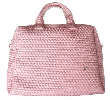 kabela na kočárek Light Pink Comb M