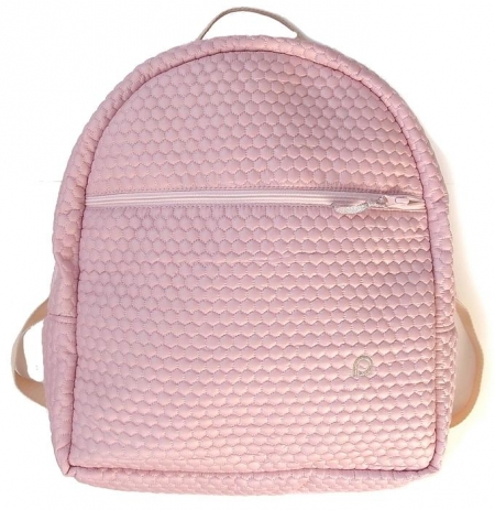 batoh Bugee Light Pink Comb