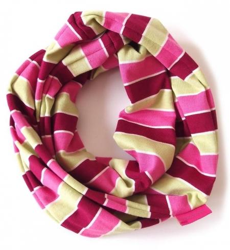 šálka Pink Strips