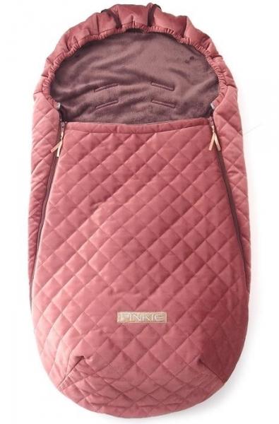 fusak Pinkie Velvet Bronze-lehký