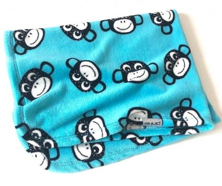 deka Monkey Turquoise
