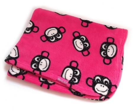 deka Pinkie Monkey Pink