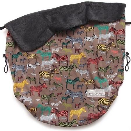 deka se stahováním Bugee Zebra