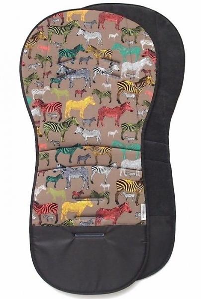 prodloužená podložka Bugee Zebra