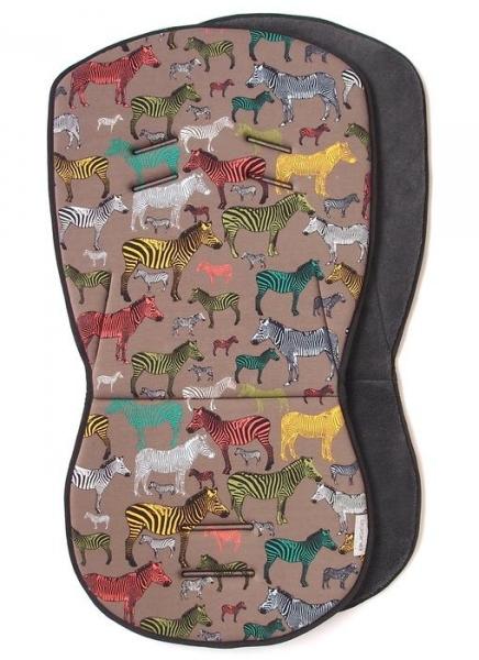 podložka Bugee Zebra