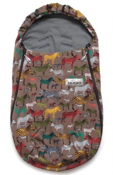 fusak Bugee Zebra-lehký