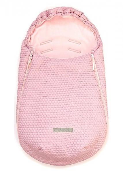 fusak Light Pink Comb 0-12měsíců