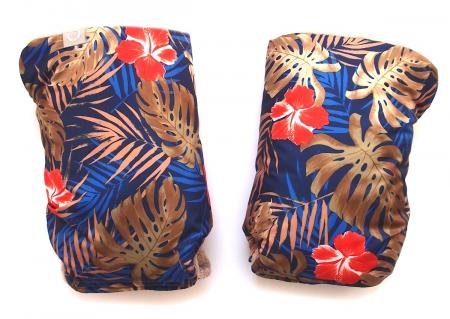 rukavice na kočárek Pinkie Palm