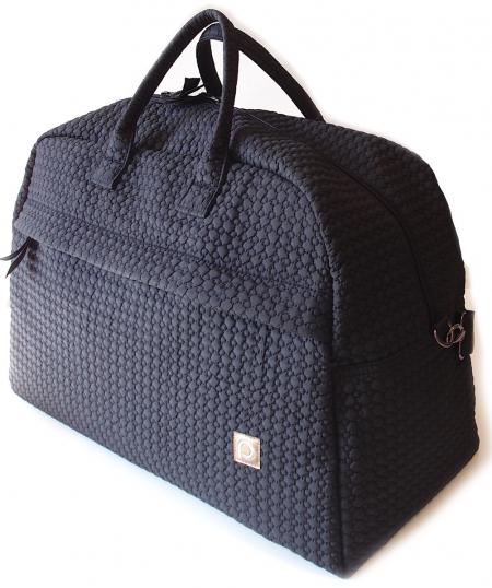 cestovní taška Small Black Comb