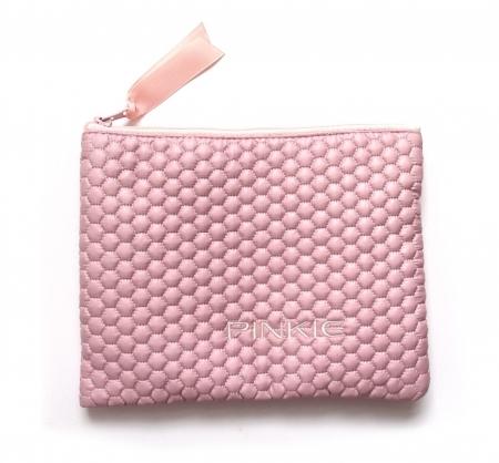 kosmetická taštička Light Pink Comb