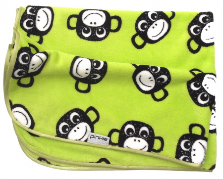 deka Pinkie Monkey Green