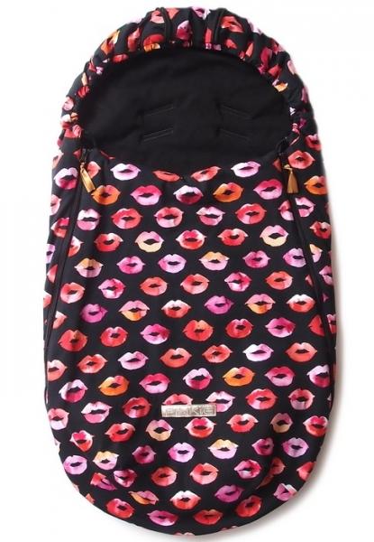 fusak Pinkie Kiss Black-lehký
