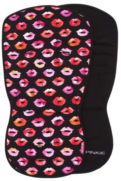 podložka Pinkie Kiss Black
