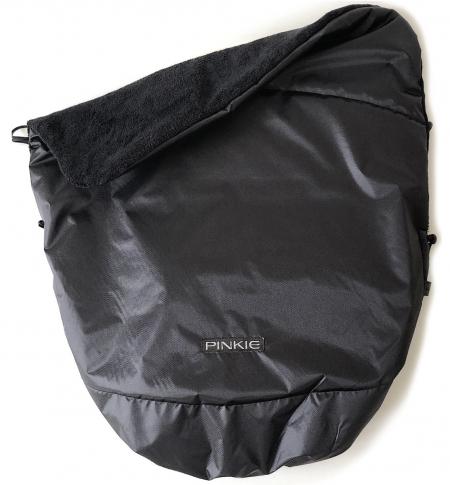 zateplená stahovací deka Pinkie Black