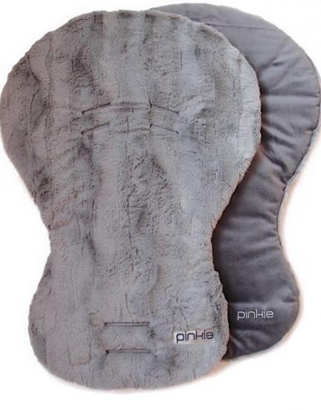 podložka Pinkie Fur Grey