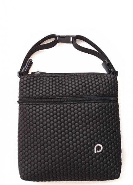 malá taška ke kočárku Black Comb
