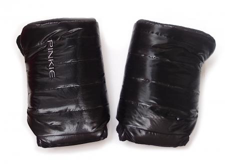 rukavice na kočárek Black Line