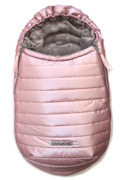 zimní fusak Pink Line 0-12měs