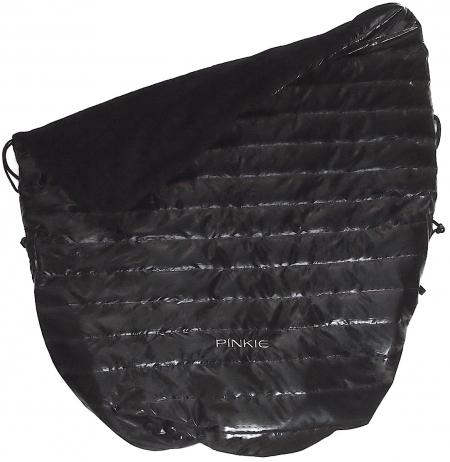 zateplená stahovací deka Black Line