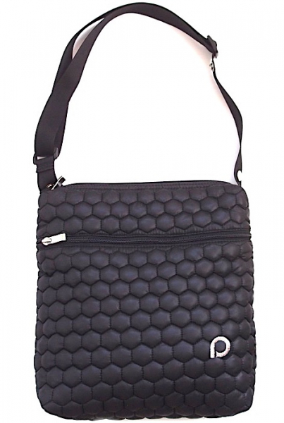 malá taška Big Comb Black-crossbody