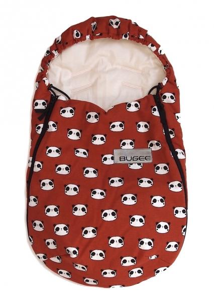 fusak Bugee Panda Terra BIO 0-12měsíců