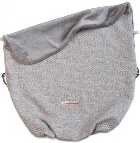 deka se stahováním Diamond Light Grey