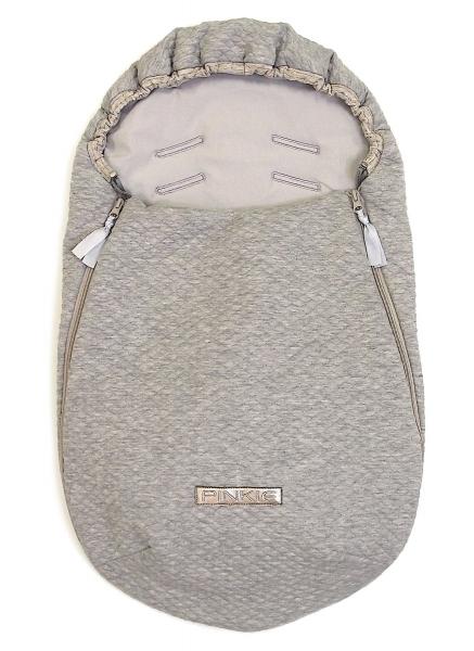 fusak Diamond Light Grey 0-12měsíců