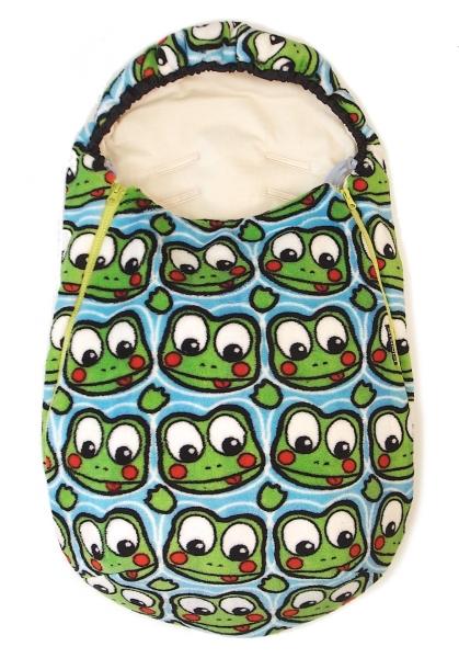 fusak Pinkie Frog 0-12měsíců BIO