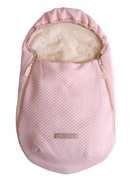 fusak Diamond Light Pink 0-12měsíců
