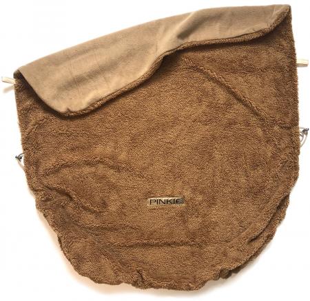 deka se stahováním Pinkie Soft Brown