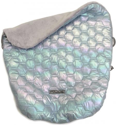 zateplená stahovací deka Pinkie Mermaid