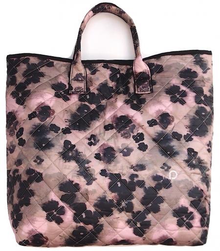 univerzální taška Black Flowers