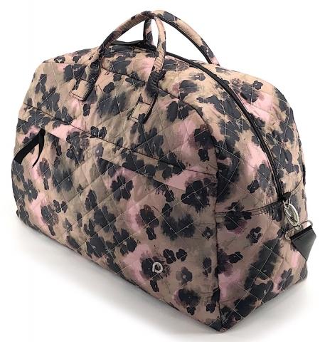 cestovní taška Black Flowers