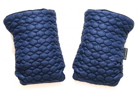 rukavice na kočárek Big Comb Blue