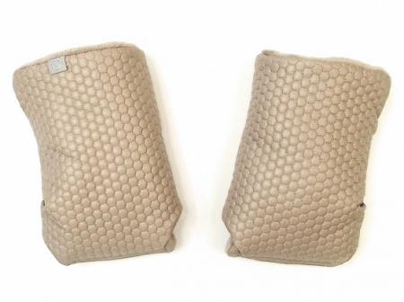 rukavice na kočárek Nut Comb