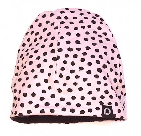 čepice Dots Pink