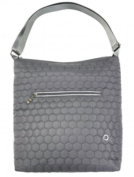 velká taška na kočárek Big Comb Grey