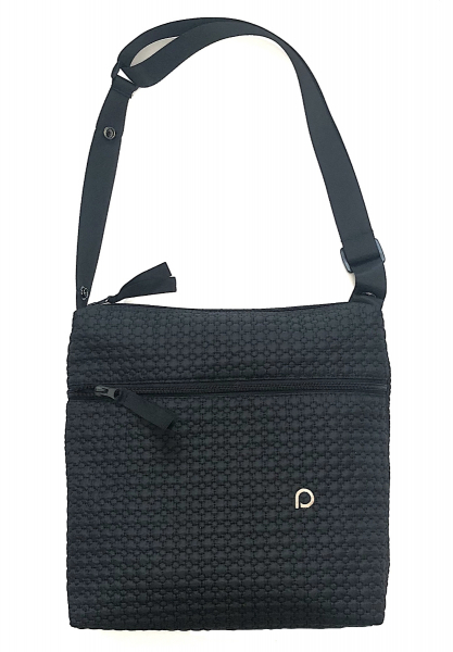 malá taška Small Black Comb-crossbody