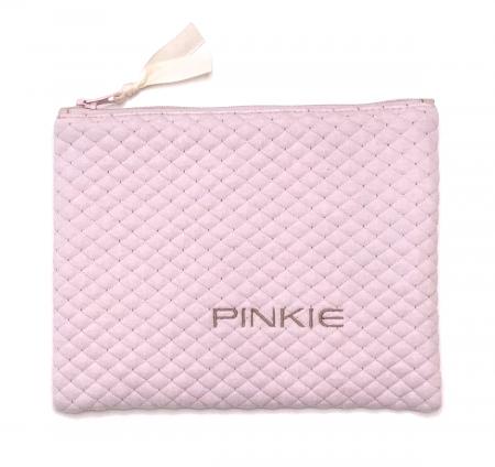 kosmetická taštička Diamond Light Pink