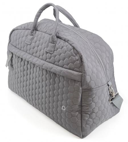 cestovní taška Big Comb Grey