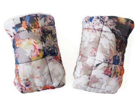 rukavice na kočárek Bugee Flower